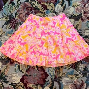 Lily Pulitzer A-line skirt